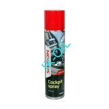 Sheron Cockpit spray vanilka, 400ml