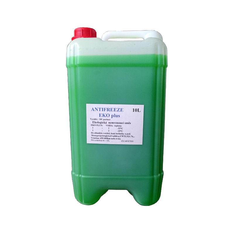 Sheron Zelená chladící kapalina EKO plus, 10L