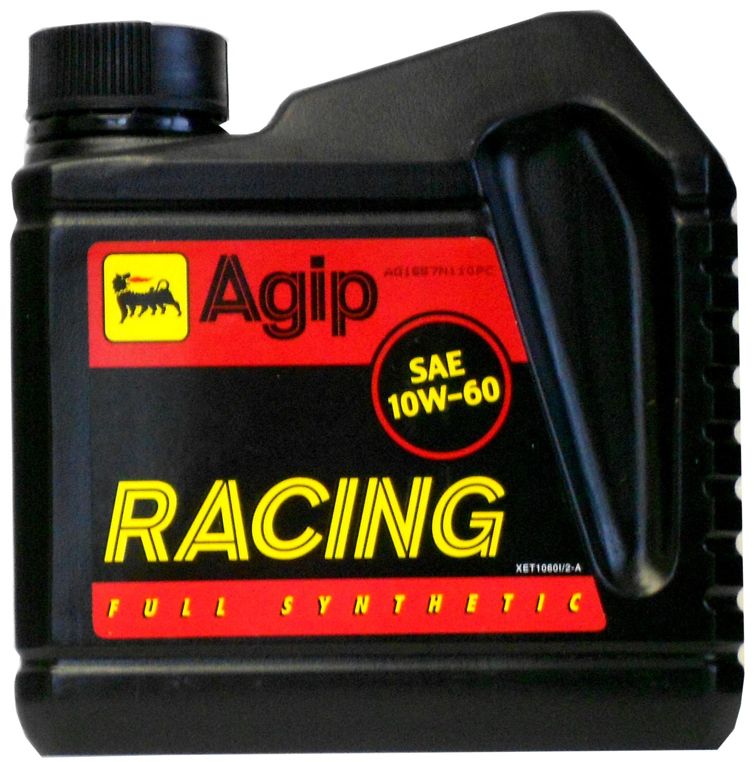 Eni-Agip Racing 10W60 1L