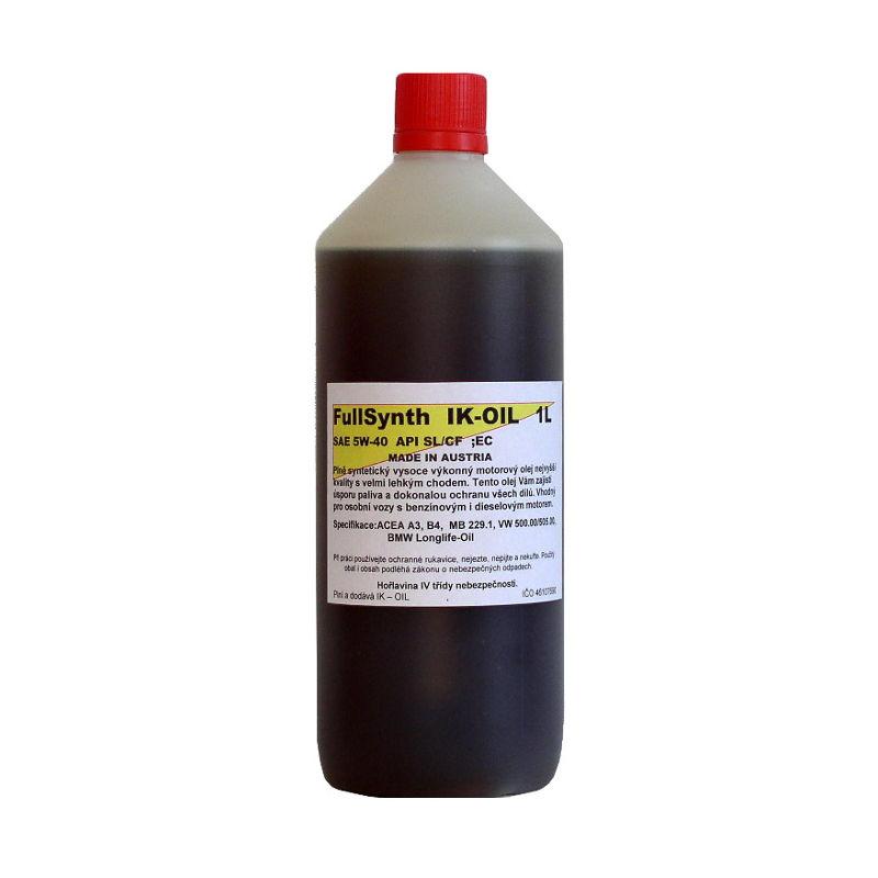 Fullsynth 5W-40 1L, IK-OIL (Plná syntetika - benzín i diesel)