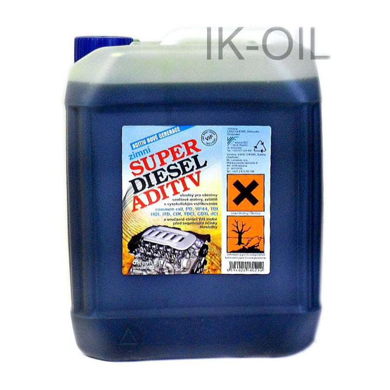 VIF Super Diesel Aditiv Zimní, 5L