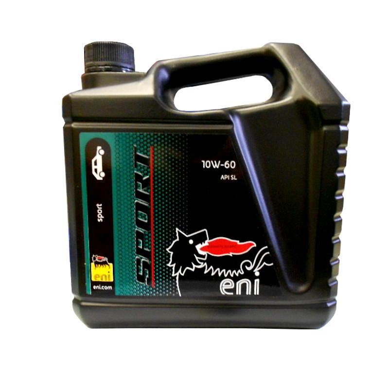 Eni Sport 10w-60, 4L