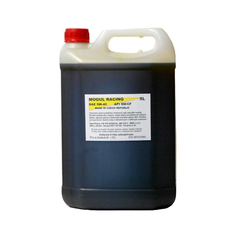 Mogul Racing 5W-40, 5l (Motorový olej)