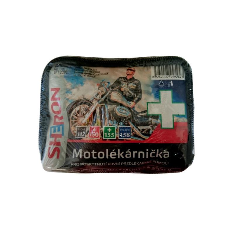 Sheron Motolékárnička, kortex (Lékarnička motocykly)