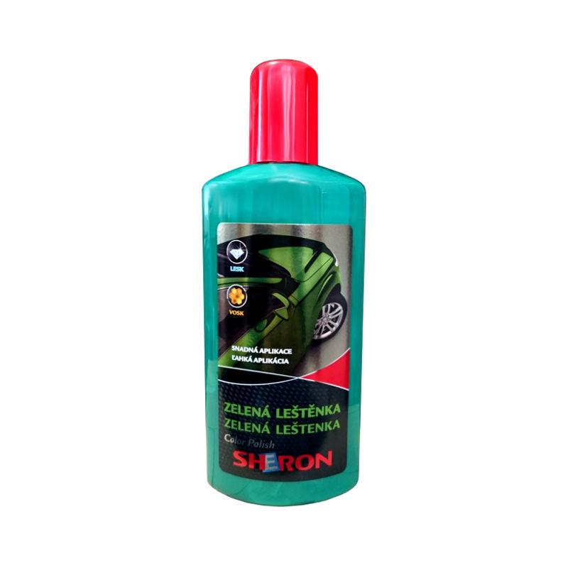 Sheron Leštěnka zelená, 250ml (Auto leštěnka s voskem)