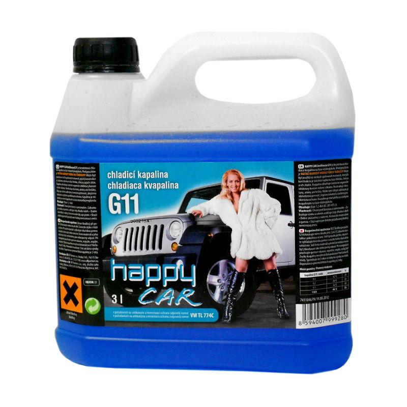 Happy Car Antifreeze G11, 3l