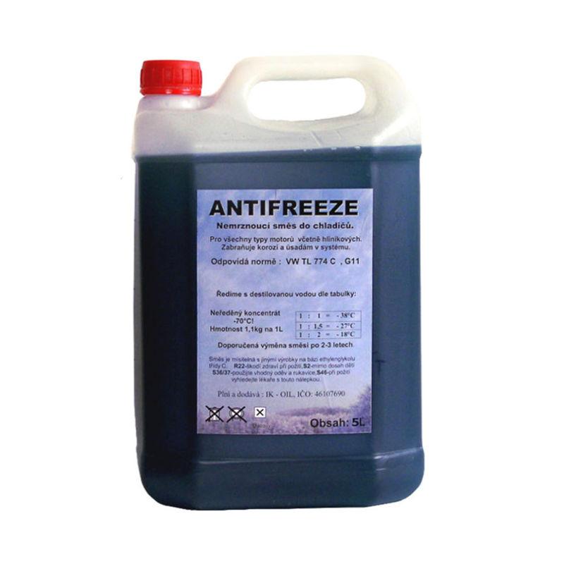 Happy Car Antifreeze G11, 5l
