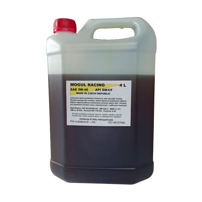 Mogul Racing 5W-40, 4l (Motorový olej)