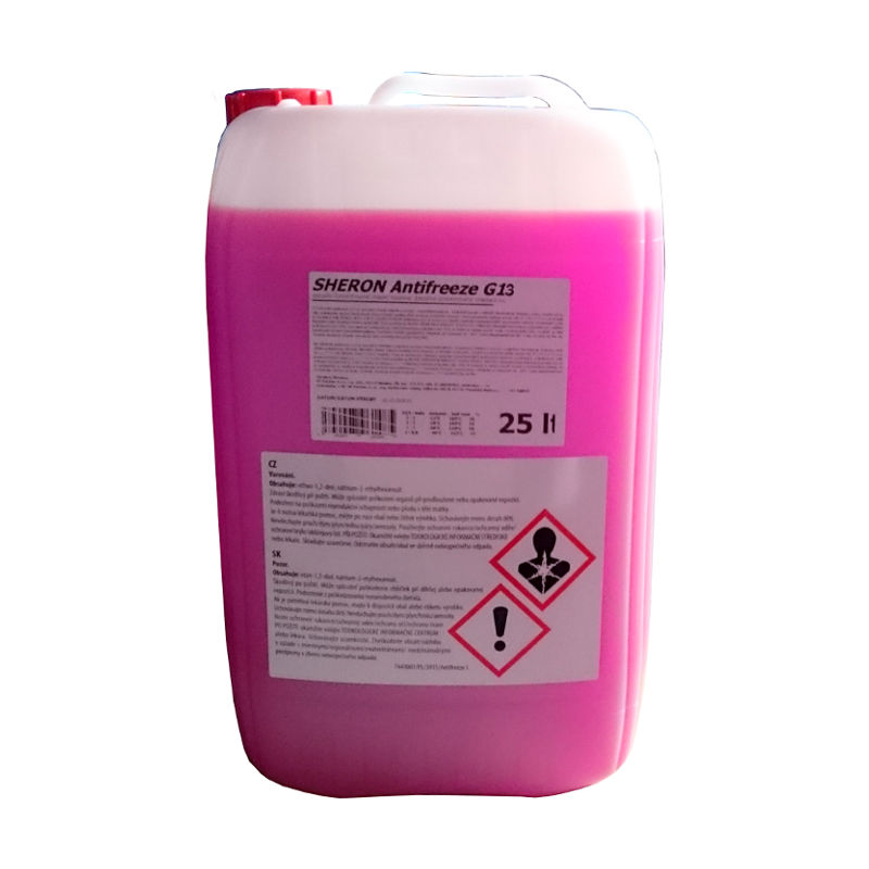 Sheron Antifreeze G13, 25L (Koncentrát)