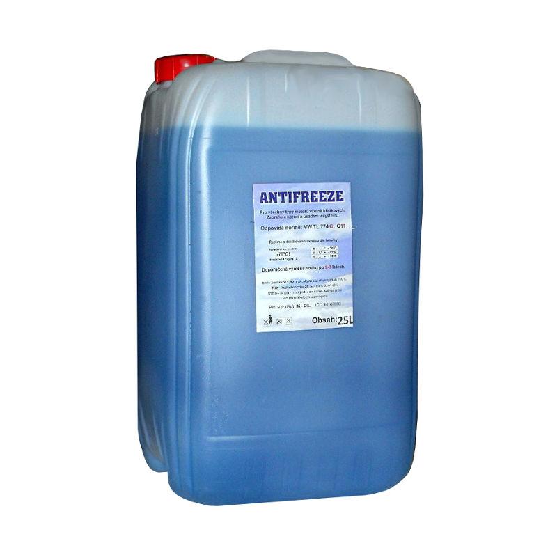 Happy Car Antifreeze G11, 25l