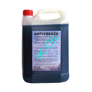 Happy Car Antifreeze G11, 5l