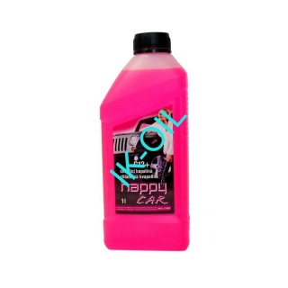 Happy Car Antifreeze  G12+, 1l