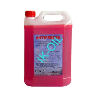 Happy Car Antifreeze G12+, 5l