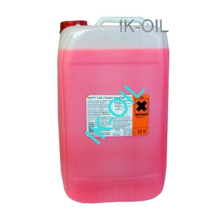Happy Car Antifreeze  G12+, 25l